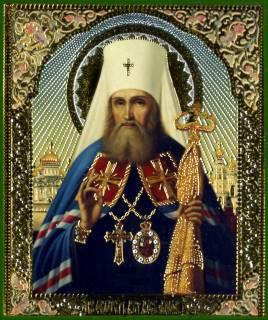 Образ святителя Филарета Московского