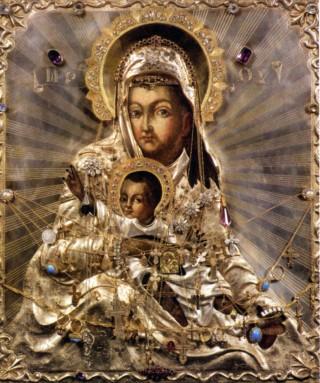Чудотворная икона Божией Матери «Милостивая».