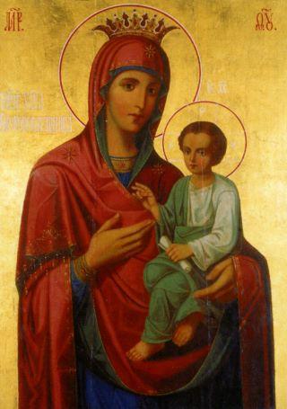 Чтимый образ Божией Матери «Скоропослушница».