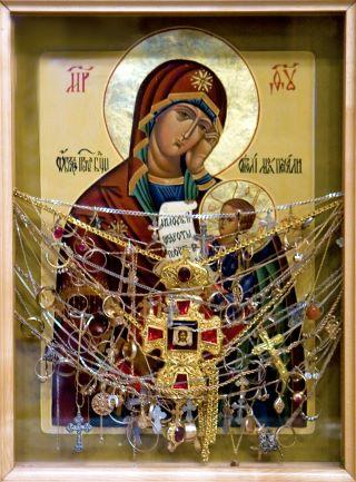 «Утоли моя печали» чудотворная икона Божией Матери. Храм иконы «Утоли моя печали» в Одинцово, Московская область