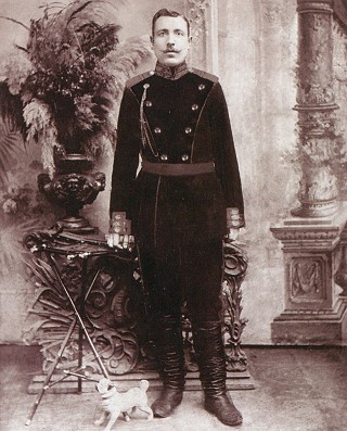 Мученик Иоанн (Любимов).