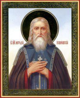 Образ преподобного Мефодия Пешношского