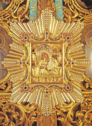 икона почаевская значение: