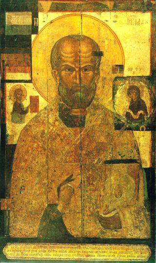 Святитель Николай. Икона.