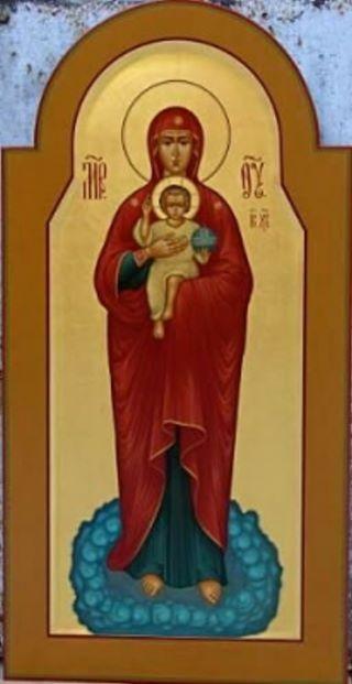 валаамская икона: