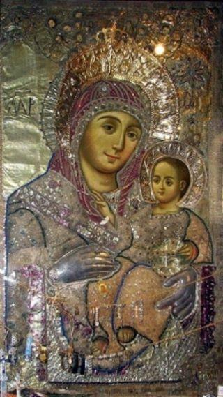 них вифлеемская богородица на ней рука дыхание всех, десятое