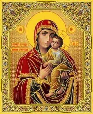 Икона Божьей Матери «Киево-Братская».   Icon_bogorodiza_2670