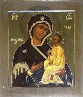 Картинки по запросу Икона Богородицы «Одигитрия» Югская
