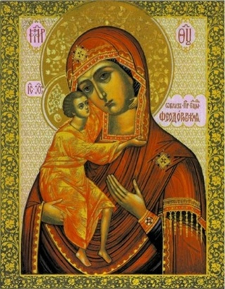 икона богородицы феодоровская: