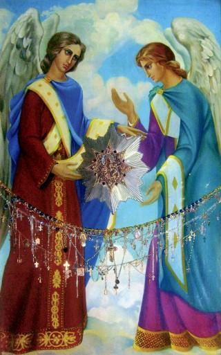 «Избавительница от бед» <BR>чудотворная икона Божией Матери