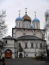 Поездка в Новоспасский монастырь