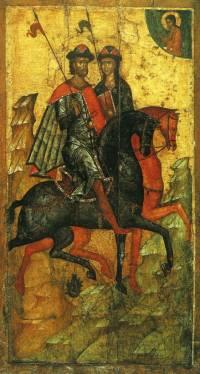 Избранные иконы Третьяковской галереи