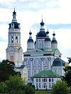 Свято-Троицкий Сканов женский монастырь.