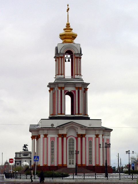 Храм великомученика георгия победоносца город курск