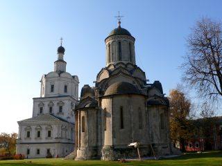 Спасо-Андроников монастырь. Игумен Андроник