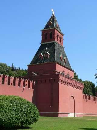 Тайницкая башня Московского