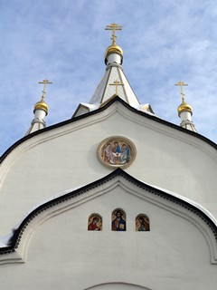 Храм во имя Новомучеников и Исповедников в Бутово