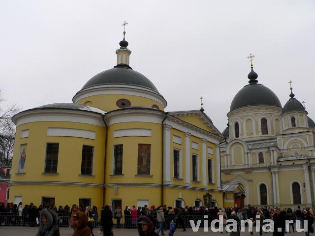 Покровский храм и