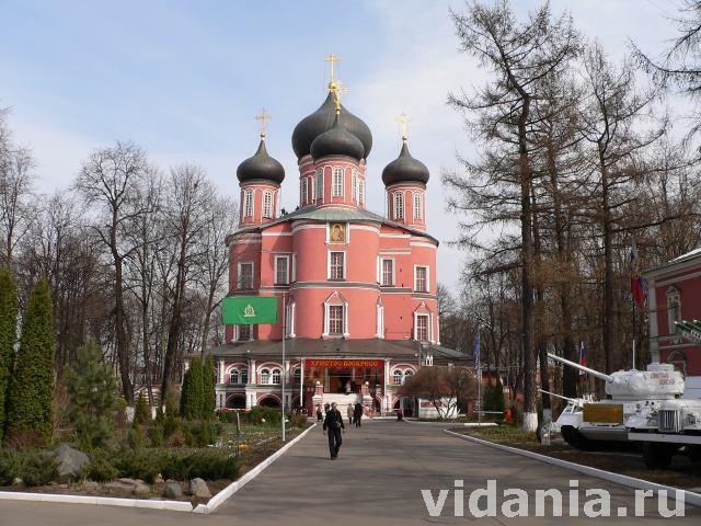 Донской мужской монастырь в