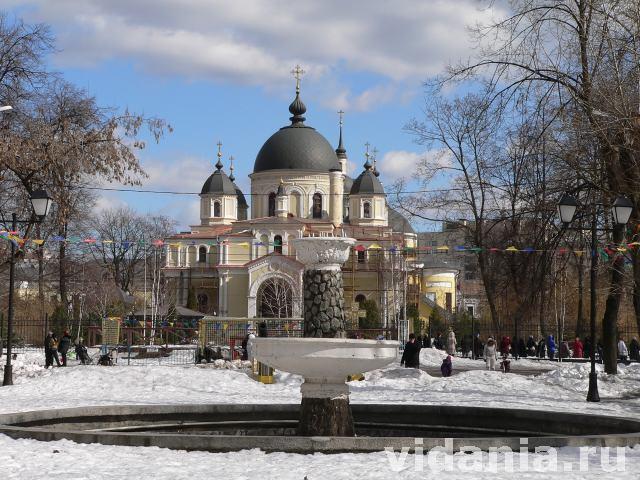 Сайт Покровского женского