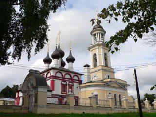 Чехов, Анно-Зачатьевская церковь, святой источник