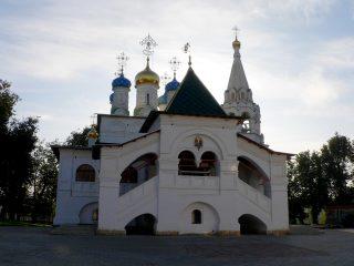 Павловская Слобода, храм Благовещения Пресвятой Богородицы