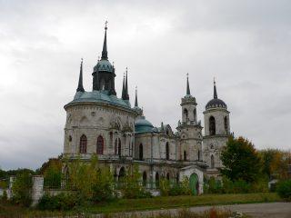 Быково, Владимирская церковь
