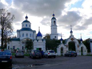 Спирово, церковь Введения Богородицы