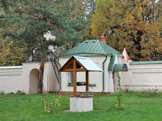 Битягово, Колодец на территории Серафимо-Знаменского скита.