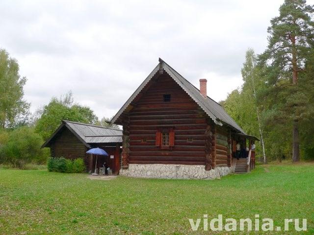 Музей деревянного зодчества и крестьянское детство (160912)