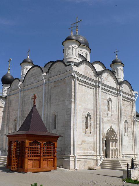 Владычный женский монастырь серпухов доклад 6844