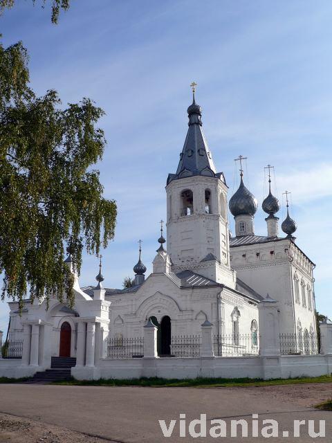 селе Годеново возвышается