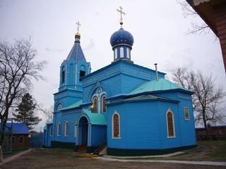 Ташла, святой источник, Свято-Троицкий храм села Ташла