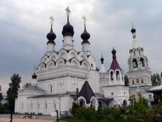 Муром, Свято-Троицкий женский монастырь