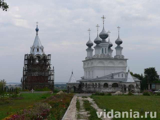 ... . Фотографии святых мест в Муроме: vidania.ru/photomurom.html