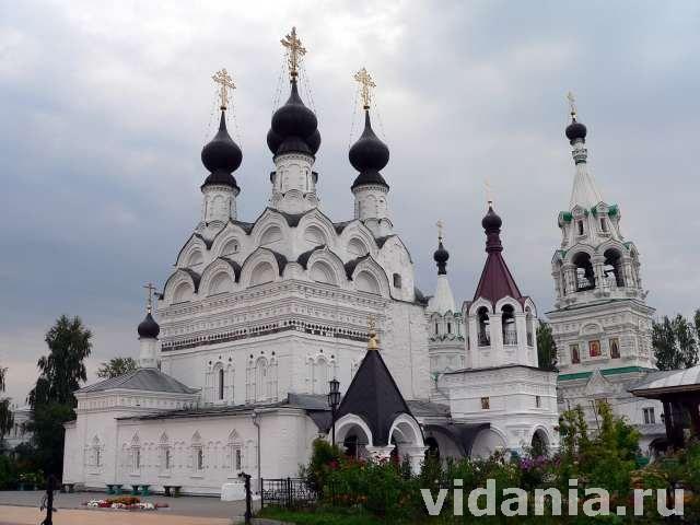 фото в муроме троицкий монастырь