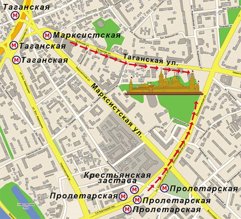 Покровский монастырь открыт