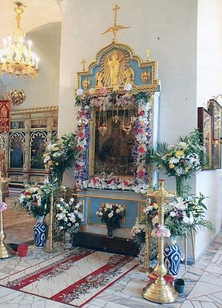 Чудотворная Трубчевская икона Божией Матери.