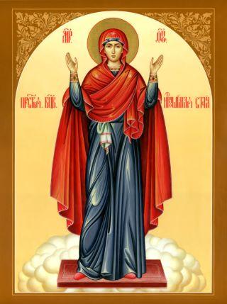 Нерушимая Стена икона Божией Матери. Галерея икон Щигры.