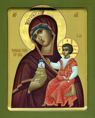 «Тучная Гора» икона Божией Матери. Галерея икон Щигры.