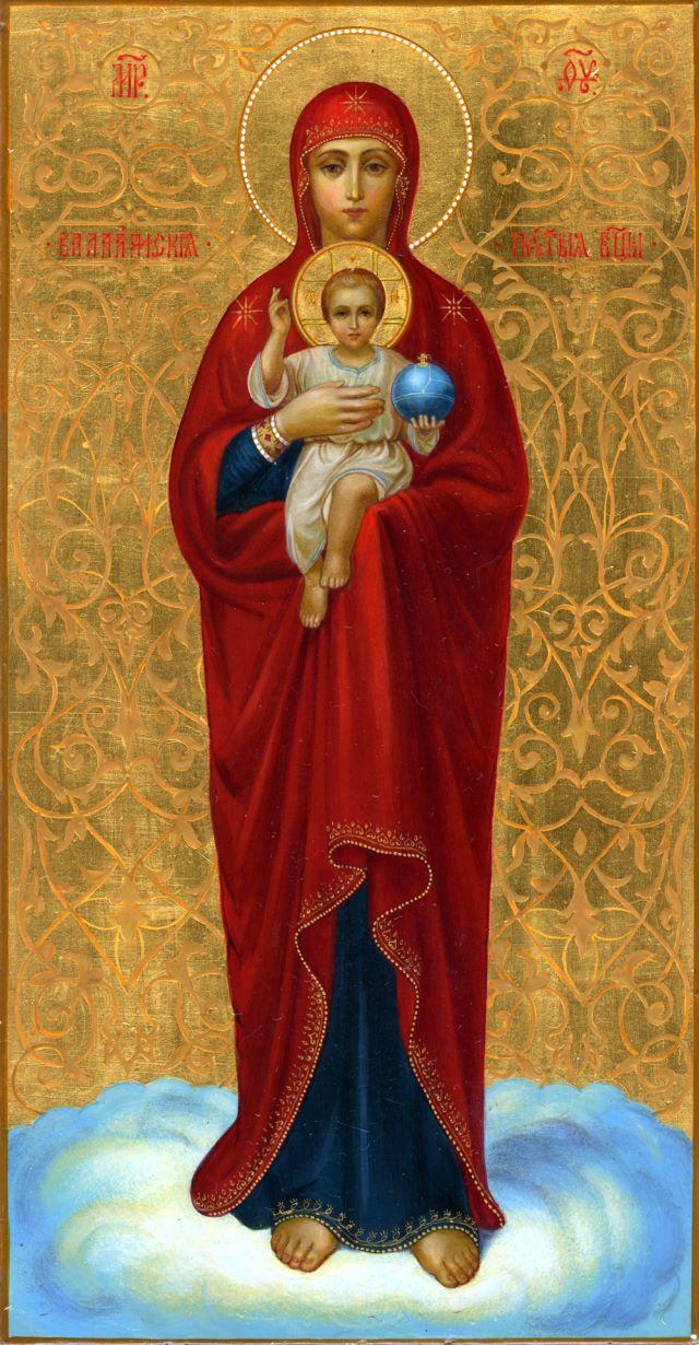 ... икона Божией Матери. Галерея икон: www.vidania.ru/icony/icon_valaamskaya.html