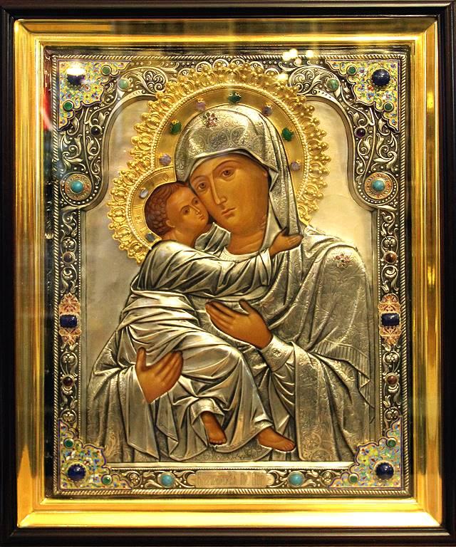 иконы владимирской божьей матери фото