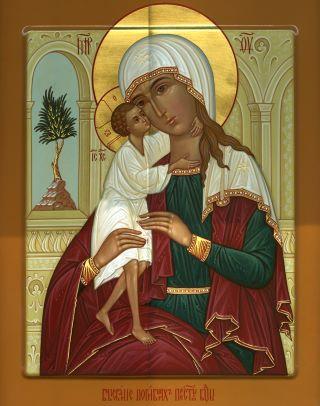 «Взыскание погибших» икона Божией Матери. Галерея икон Щигры.