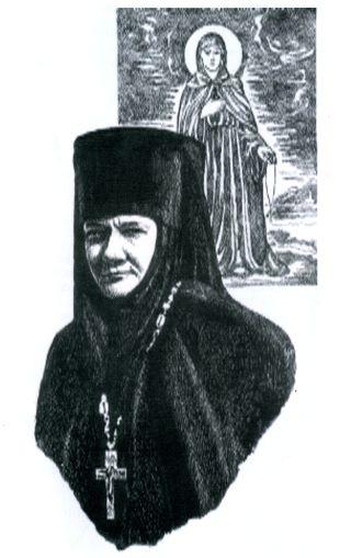 Игуменья Параскева (Тищенко), настоятельница Топловской обители. 2002 год.