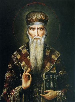 Святитель Киприан, митрополит Киевский и всея Руси