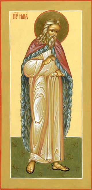 Пророк Илия. Галерея икон Щигры