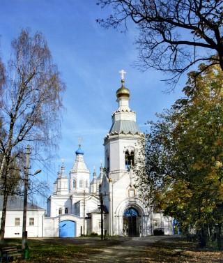 Богородичный Щегловский мужской монастырь.